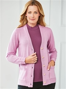 Thermal Cardigan