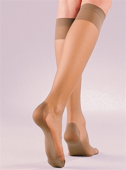 Sheer Knee High Stockings