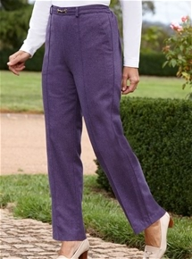 Marle Wool Pants - Regular Length