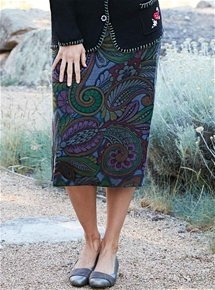 Warm Knit Skirt