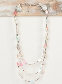 Seychelles Pastel Necklace