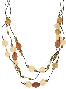 India Bead Necklace