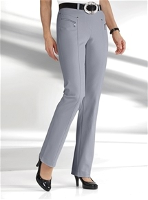 Zip Pocket Trousers