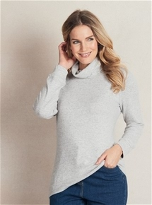 Roll Neck Cosy Sweater