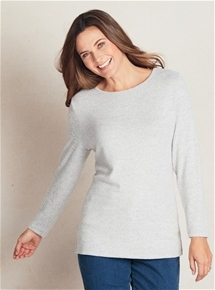 Longline Cosy Sweater