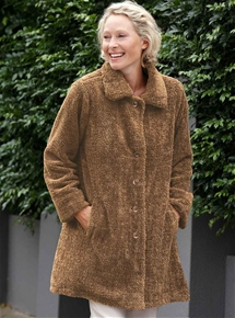 Super Soft Swing Coat