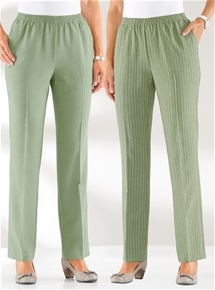 Two Pack Perfect Pants