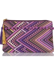 Aztec Summer Clutch