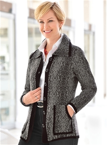 Mottled Jacket