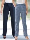 2 Pack Trousers - Short_19D22_1
