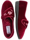 Embroidery Touch Close Slipper_20W10_0