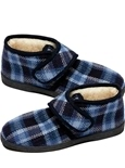Mens Thermal Touch Close Slipper Boot_5591_0