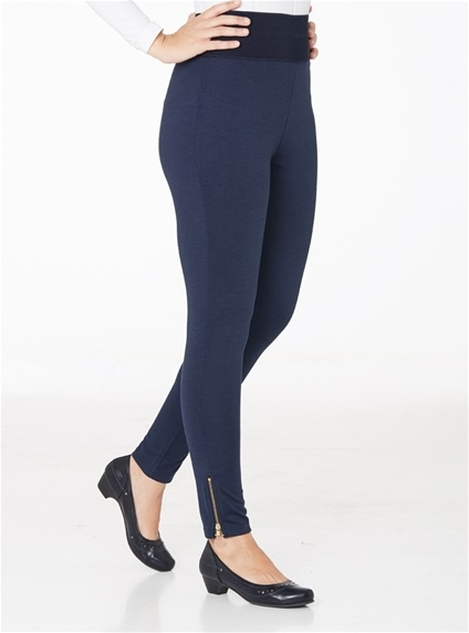 Flattering Wide Waist Leggings