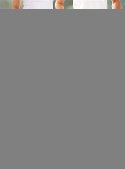 2 Pack Trousers - Short